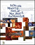 img - for From the Mixed Up Files of Mrs. Basil E. Frankweiler Comprehension Guide book / textbook / text book