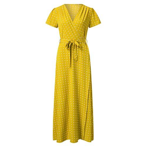 Kanlin1986 For Con B Vintage Falda Long Maxi Largo Women Flores Verano Vestidos Mujer Dresses De Fiesta 2019 Vestido ye x7TRYwZt