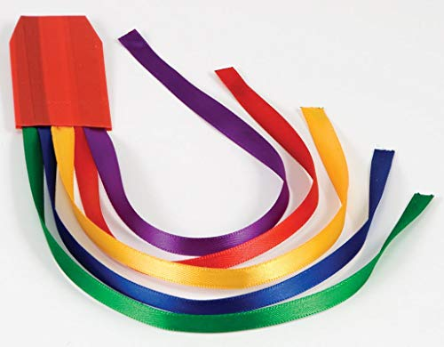 5 Color Ribbon Marker Insert for Bibles, Missals and Prayer ()