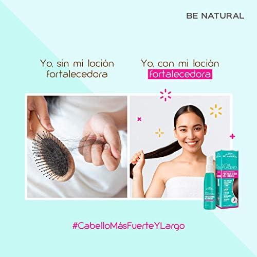 Be Natural Vital Placenta, Tónico para el cabello - 12 de 100 ...