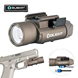 Olight-tactical-flashlights Review and Comparison
