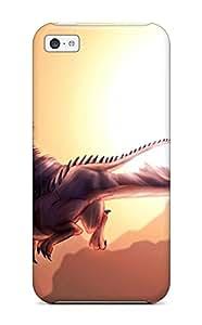 Donald P Reed Premium Protective Hard Case For Iphone 5c- Nice Design - Dragon
