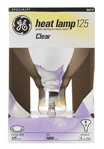 heat lamp 125 - 7