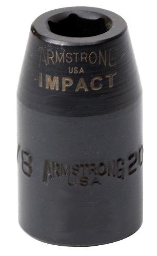6 Pt Armstrong Standard Socket - 7