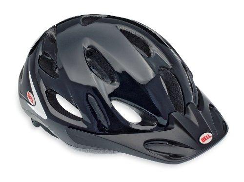 Bell Citi Bike Helmet (Black, Universal Fit)