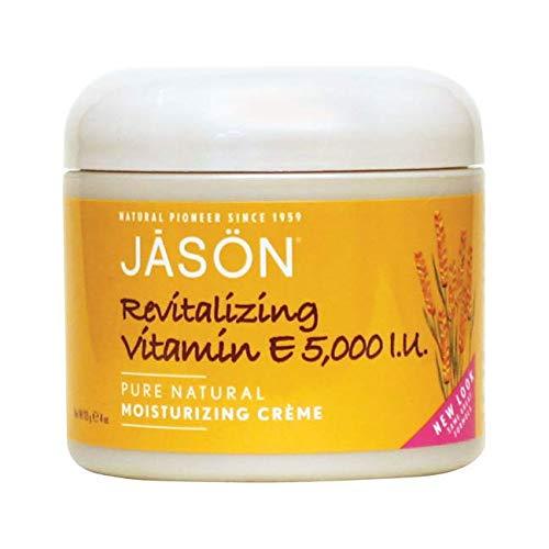 Revitalizing Vitamin E 5,000 Iu Moisturizing Creme 5,000 Iu 4 Ounce (113 Grams) Cream ()