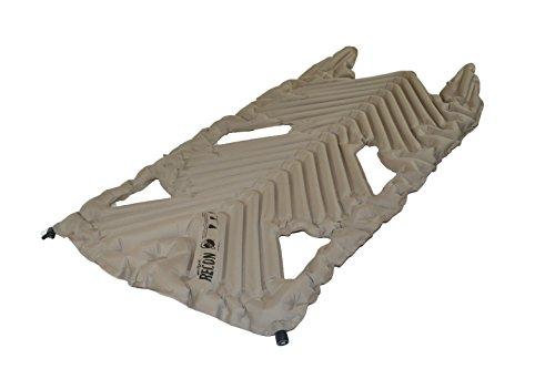 Klymit Inertia X Wave Ultralight Air Pad, RECON Coyote-Sand
