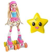 Barbie Video Game Hero Control remoto Muñeca de patinaje sobre ruedas