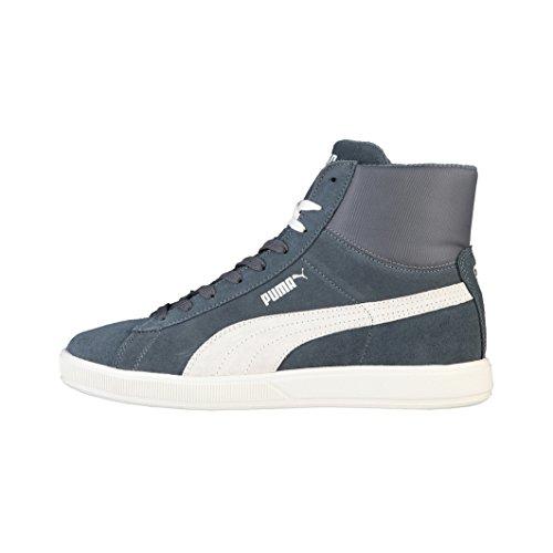 Puma ARCHIVE LITE MID SUEDE Scarpe Moda Sneakers Pelle Scamosciata Grigio per Uomo