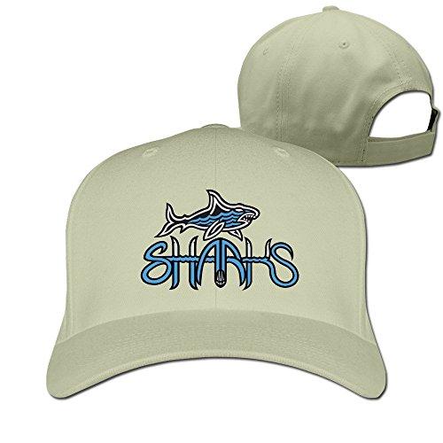 - Shark Baseball Hat By Cnlowter