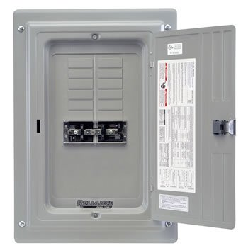 Reliance Transfer Panel - Reliance Controls Corporation TRC0603D Panel/Link
