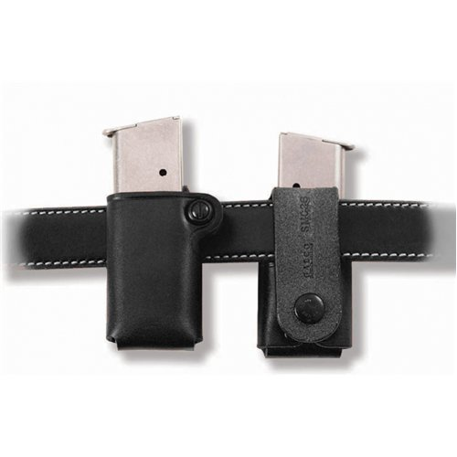 Galco Smc Single Magazine Case Amt 45 Backup Dao Black Smc26B
