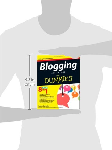 Blogging-All-in-One-For-Dummies