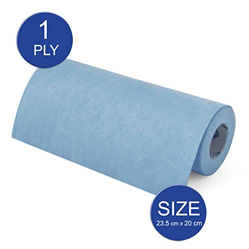 Wypall-X70-Reusable-Kitchen-Towel-Roll-60019-1-Roll-x-50-Multipurpose-Wipes-Food-contact-safe
