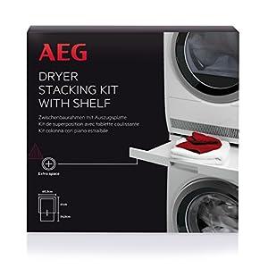 AEG Zwischenbaurahmen Waschmaschine Trockner Electrolux 9160931557 ...