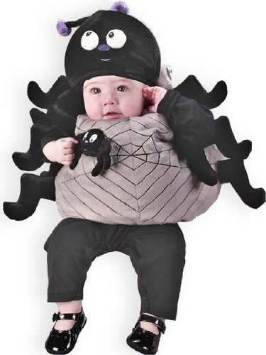 Silly Spider Toddler Costume