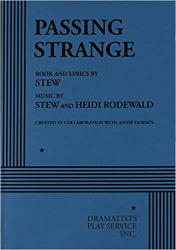 Download Passing Strange - Acting Edition PDF, azw (Kindle), ePub, doc, mobi