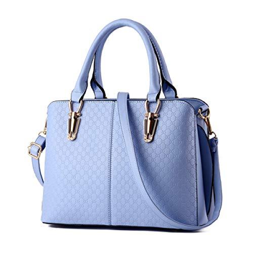 Designer Handbag Main Bleu Pu En Pour De Nouveaux Limotai Femme Ciel À Sacs vdtxPgwqB