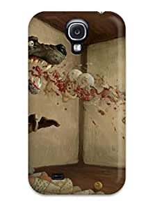 Hot Red Riding Hood First Grade Tpu Phone Case For Galaxy S4 Case Cover