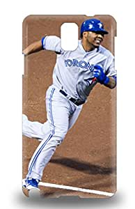 Slim New Design Hard Case For Galaxy Note 3 Case Cover MLB Toronto Blue Jays Edwin Encarnacion #4 ( Custom Picture iPhone 6, iPhone 6 PLUS, iPhone 5, iPhone 5S, iPhone 5C, iPhone 4, iPhone 4S,Galaxy S6,Galaxy S5,Galaxy S4,Galaxy S3,Note 3,iPad Mini-Mini 2,iPad Air )