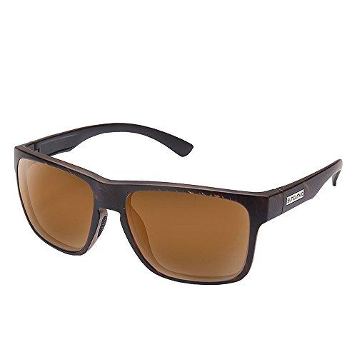 Suncloud Optics Rambler Injection Molded Sunglasses (Blackened - Suncloud Sale Sunglasses