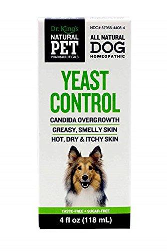 KING BIO HOMEOPATHIC 162935-1 Dog Yeast Control