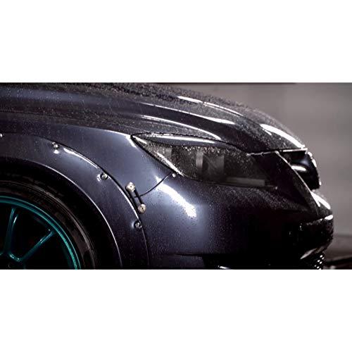 3M 1080 Gloss Glacier Gray   GP291   Vinyl CAR WRAP Film (5ft x 60ft (300 Sq/ft)) w/Free-Style-It Pro-Wrapping Glove