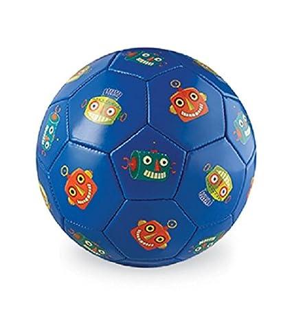 Crocodile Creek niños Robots balón de fútbol, Color Azul, tamaño 2 ...