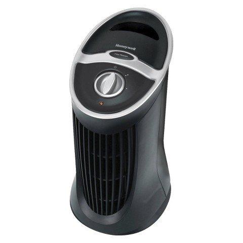air purifier honeywell compact - 7