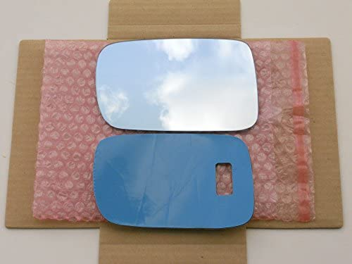 3 Series Coupe Convertible Passenger Side View Right RH New Replacement NON-BLUE Mirror Glass with FULL SIZE ADHESIVE for 7 Series