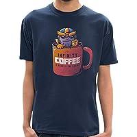 Camiseta Infinity Coffee - Masculina