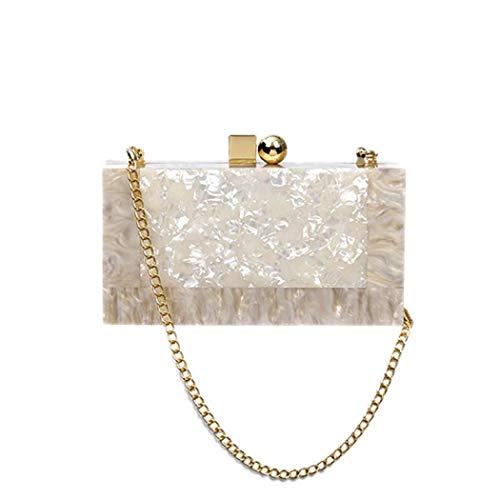 XFASY Evening Clutch Bag...