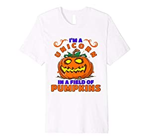 Unicorn Halloween Shirts for Girls