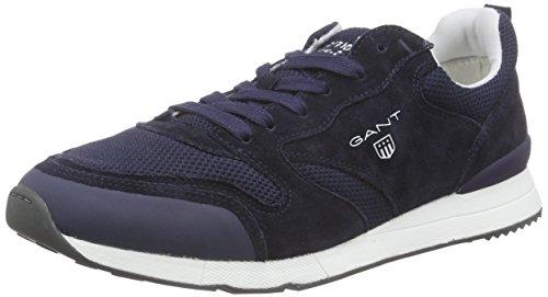 Gant Russell - Zapatillas Hombre Azul - Blau (navy blue G65)
