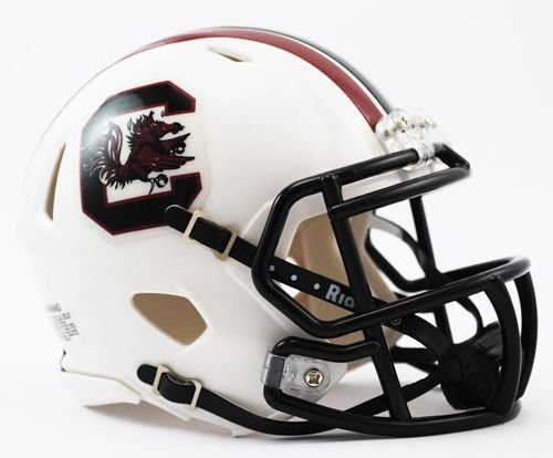 South Carolina Replica Helmet - NCAA South Carolina Gamecocks Speed Mini Helmet