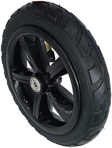 Scooter électrique pneu 8X1 1//4 Inner pneu 200x45 Pneumatique Pneu Ensemble Whee environ 20.32 cm 8 in