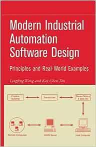 Amazon Com Modern Industrial Automation Software Design 9780471683735 Wang Lingfeng Tan Kay Chen Books