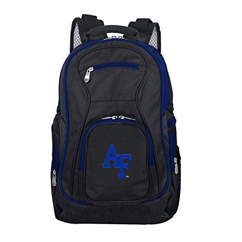 - NCAA Air Force Falcons Colored Trim Premium Laptop Backpack