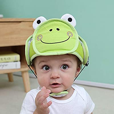 YeahiBaby Baby Safety Helmet Hat Head Protection Infant Toddler Anti-Collision Head Protective Cap for Walking Crawling