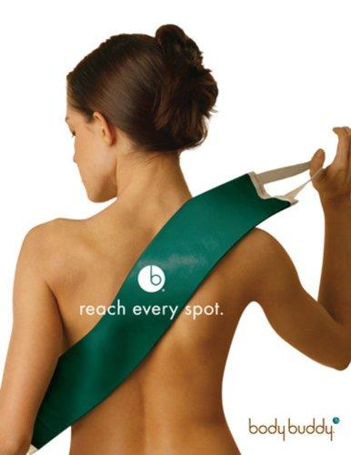 Body Buddy Fabric Lotion Applicator ~ Teal