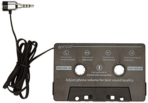 PAC ISMJ38 Call Cassette - Hands Free Calling and Music Cassette ()