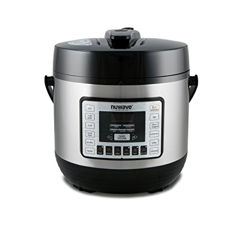 NuWave 33101 6-Qt. Nutri-Pot Digital Pressure Cooker