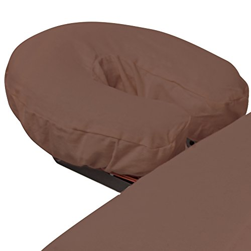 For-Pro-Fitted-Face-Rest-Cover-Massage-Linen-Chocolate