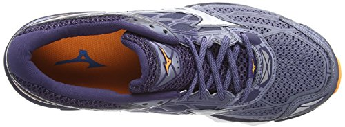 Ginnastica Wave Basse Eclipse Scarpe Creation Mizuno Multicolore 19 Silver 001 da Uomo Fgray fx6UXwqnY