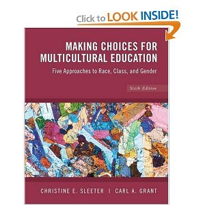 Download Making Choices for Multicultural Education 6th (Sixth) Edition byGrant PDF