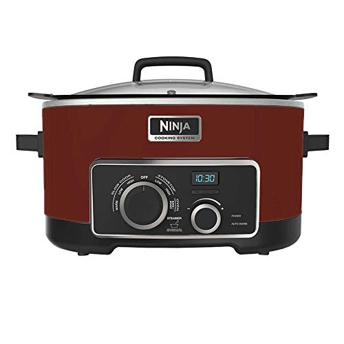 Ninja 6 Quart 3-In-1 Slow Cooker with Recipe Book (Certified Refurbished) by SharkNinja (Image #2)