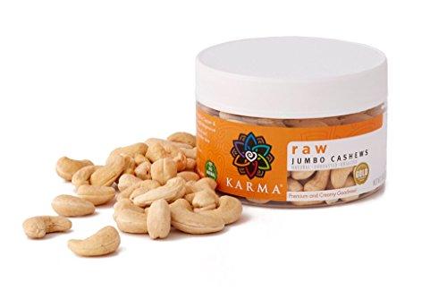 KARMA Premium Whole Jumbo Cashews