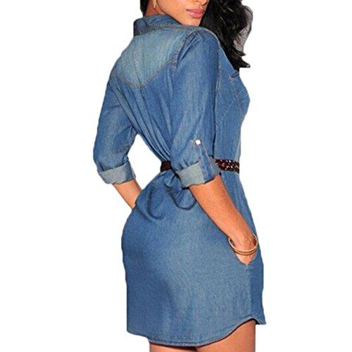 Spitze Falda Mujeres Mezclilla Sale Pantalones Scothen On gqwO7nEO d2086dd91f52