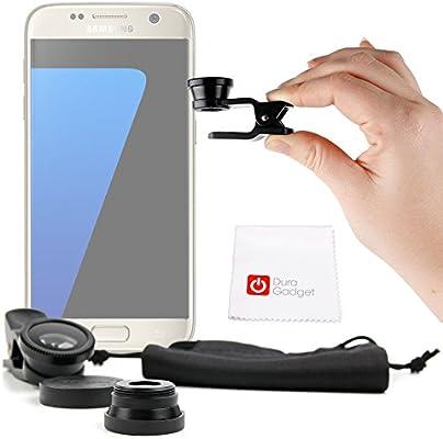 DURAGADGET Kit Lentes 3 EN 1 para Smartphone Alcatel OneTouch Go ...
