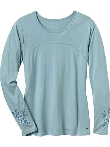 Legendary Whitetails Women's Wildwood Shirt Pacific Large ()